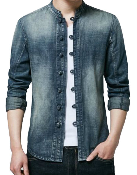 Denim Vintage Shirt Manufacturer