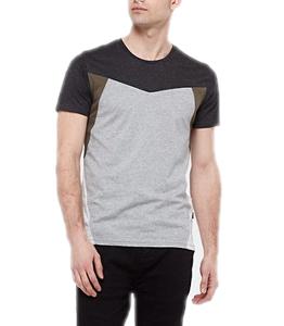 Wholesale Grey and Black Cute T-Shirt Manufacturer USA Manufacturer