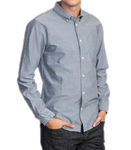 Wholesale Long Sleeve Grey Shirts Manufacturer