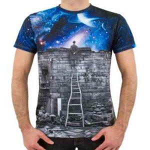wholesale portrait printed 3d-t-shirt manufacturer