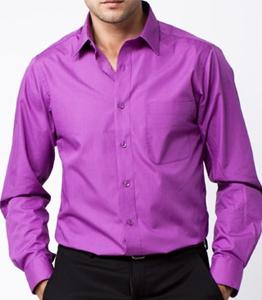 Wholesale Purple Dress Shirt Manufacturer