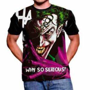 bulk 3d t-shirts manufacturer