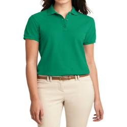 Wholesale Women Green Golf Shirt Manufacturer