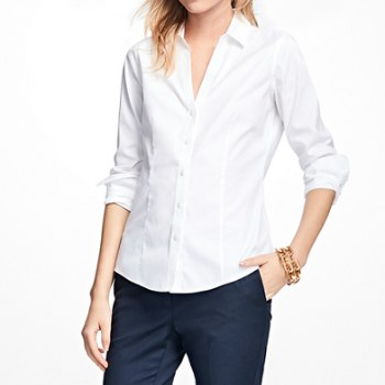wholesale women plain white shirts suppliers