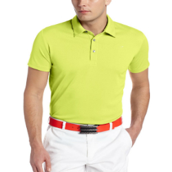 Wholesale Yellow Golf Shirts Manufacturer
