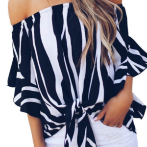 Bulk Fashion Summer Women Top Shirt And Blouses