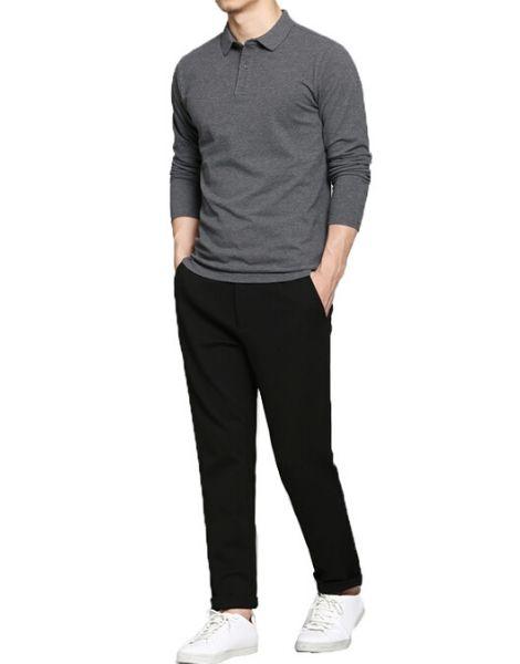 Custom Full Sleeve Golf T Shirt