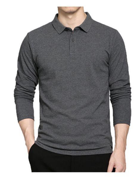 Bulk Full Sleeve Golf T Shirt
