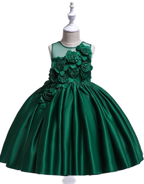 wholesale bulk party frock for little girls