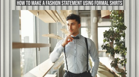 formal shirt manufacturer